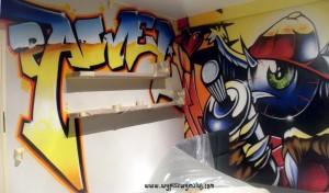 Graffiti Paweł
