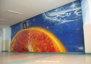 Kopernik mural