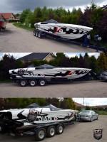 Milimetr Custom Boat